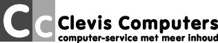logo Clevis Computers Lottum K