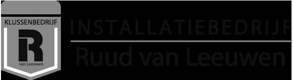 logo_installatiebedrijf Ruud van Leeuwen Horst K